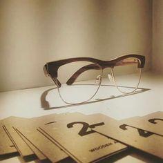 Handmade Wooden Eyeglasses