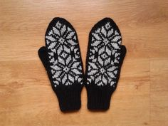 #mittens#black#grey# Mittens, Black And Grey, Gloves, Fingerless Mitts, Fingerless Mittens