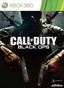 Call of Duty: Black Ops. Wii, XBox 360, PS3. Call #: VG CAL.