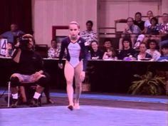 Carly Patterson - Floor Exercise - 2001 Pontiac American Team Cup - Women