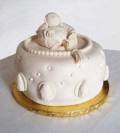 Buddha Birthday Cake cakepins.com