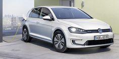 VW e-Golf 3