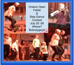Love #Fiddle music? We posted a play list on our blog about the 45th Annual #Ontario Fiddle and Step Dance Contest in Bobcaygeon Kawartha Lakes July 25 -26, 2014  Previous winners shown in this pic are just some talents in the videos.
