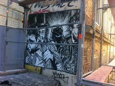 Street #Art #Vienna Graffiti Vienna, Screen Printing, Graffiti, Street Art, Prints, Image, Screen Printing Press, Silk Screen Printing, Graffiti Artwork