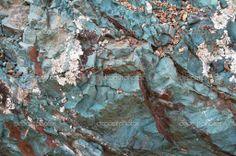 Abstract blue stone texture as backgroun — Stock Photo © Oxana ...
