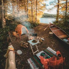 RV And Camping. Ideas To Help You Plan A Camping Adventure To Remember. Camping can be amazing. You can learn a lot about yourself when you camp, and it allows you to appreciate nature more. There are cheerful camp fires and hi Camping Hacks, Camping Life, Camping Ideas, Camping Essentials, Tent Camping, Camping Outdoors, Campsite, Outdoor Camping, Family Camping