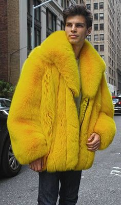 22ad43e1f 73 Best Fur coats and jackets images in 2019 | Fur, Fashion men, Fox