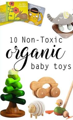 Non Toxic Baby Toys | Gift Guide | Toddler Toys | Organic | Natural | Christmas Ideas
