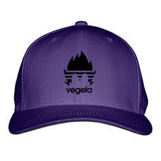 Vegeta Embroidered Baseball Cap