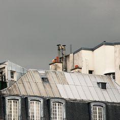 Parisian Gray Sky