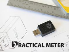 The Practical Meter: Know your power! by David Toledo — Kickstarter The Practical Meter helps you charge your phone faster by solving a problem millions of people experience.