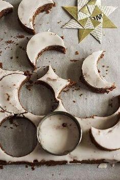 Kakaowe księżyce. Ciasteczka cieszyńskie.
