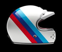 Damn. That is one beautiful helmet. I might get a motorcycle licence and bike, just to wear it. #Munich90