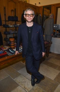 Martin Freeman 8 OCTOBER 2015 - PAUL SMITH CELEBRATES 10 YEARS IN LOS ANGELES WITH THE BEAUMONT
