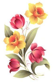 Flores Rosas, Hacer Flores, Pintura Decorativa, Pintura En Tela Flores,  Canarios, Pinceladas, Laminas, Inteligente, Pintura China #pinturaentela #pinturadecorativa