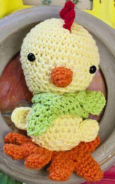 a baby chicken for Novita