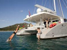 MAVERICK - Sunreef Yachts Charter - Sailing catamaran for charter - Luxury yachts charter - Holiday cruise Yacht Vacations, Yacht Cruises, Bahamas Vacation, Vacation Trips, Sunreef Yachts, Exuma Island, Sailing Catamaran, Luxury Yachts, Cool Pictures