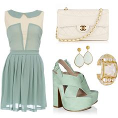 Lady Chic, created by leiastyle on Polyvore