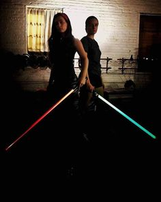 May the 4th be with you! #tryfencing #wedareyounottoloveit #weallplayswords #downtownfayettevillenc http://aafa.me/2pBsAMg