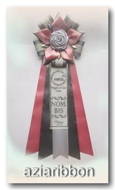 Розетки стандартные Ribbon Rosettes, Blue Ribbon, Diy Flowers, Fabric Flowers, Halloween Costume Awards, Football Mums, Birthday Pins, Homecoming Mums, Sewing Class