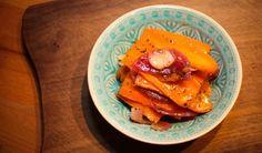 Andalusischer Karottensalat - eat this! Das vegane Rezepte-Blog