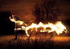 Benjamín Von Wong: Playing with Fire