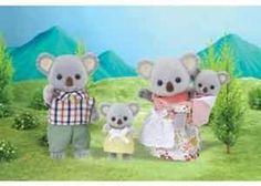 Buy Sylvanian Families - Koala Family