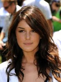 brunette - I think she should play Anatasia Steele in the Fifty Shades Movie.