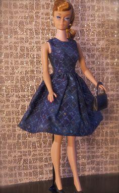 Vintage Barbie - Swirl Ponytail Barbie - Titian
