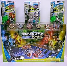 Beyblade Burst Turbo Slingshock Battle League Championship Clash Battle Gift Set 630509901630 | eBay Arma Nerf, Beyblade Toys, Papercraft Pokemon, Shikamaru And Temari, O Pokemon, Thanksgiving Crafts For Kids, Beyblade Characters, Transformers Toys, Lego Design