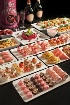 October is dedicated to Breast Cancer Awareness. Throughout the month of October L'Espresso at Goodwood Park Hotel is dedicating their time and service efforts to raise awareness for the caus… Dessert Party, Party Food Buffet, Brunch Party, Party Desserts, Dessert Platter, Dessert Buffet, Dessert Catering, Comida Baby Shower, Charcuterie Platter