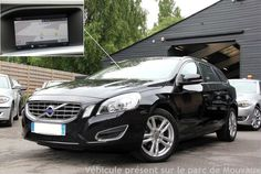 OCCASION VOLVO V60 D3 163 SUMMUM GEARTRONIC