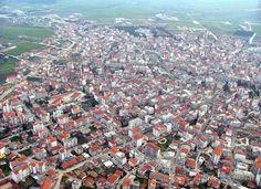Σέρρες - Κιλκίς | Απόσταση:  73,2 χλμ. Macedonia Greece, Southern Europe, Exotic Places, Capital City, Planet Earth, Art And Architecture, Athens, City Photo, Beautiful Places