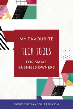 Don't get lost in the infinite web of tech schtuff - just trust me, these are the best.   #productivity #wordpress #onlinetools #websitetips #webhosting #businesstools #smallbusiness #tech #girlboss