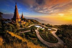 Awesome photo of Chiang Mai, Thailand.