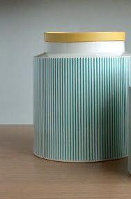 hornsea summertime small storage jar