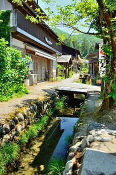 Beautiful World, Beautiful Places, Places Around The World, Around The Worlds, Bg Design, Japan Landscape, Japan Street, Visit Japan, Japan Photo