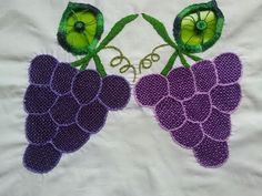 Bordado fantasia MANGO #2 piña,vestidos,pera,manzana,etc - YouTube