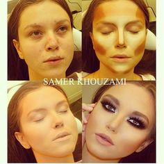 The power of contouring!