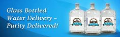 Bottled Water Delivery: Masters Coffee and Water delivery for offices and homes in San Bernardino and Riverside Counties. Bottled Water Delivery, Water Delivery Service, Glass Bottles, Water Bottles, Coffee Delivery, Riverside County, Coffee Service, Drinking Water, Saving Money