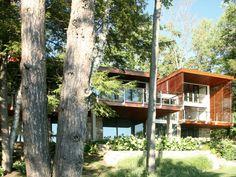 Casa do Lago Walloon / DUDZIK Studios