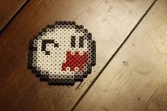 perler beads mario ghost - Google Search