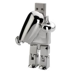 Personalised USB Metal People Memory Sticks, a unique fun USB stick for all clients.