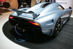 Koenigsegg Will Sell You A Car Without A Transmission For $1.9 Million