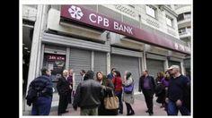 Citizens Scramble for GOLD, Greece Economy In Ruins.