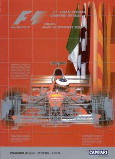 Italian Grand Prix / Monza / 2000