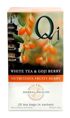 Goji White Tea