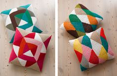 Chicdeco blog | Accesorios de hogar hechos de ganchilloCrochet home accessories