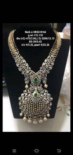 Diamond Jewellery, Bridal Jewellery, Diamond Jumkas, Indian Jewelry, Jewelry Sets, Marc Jacobs, My Design, Projects To Try, Diamonds