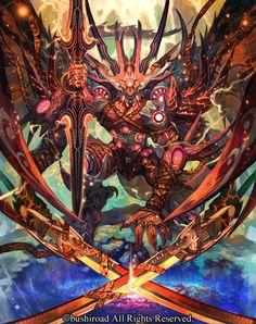 本日発売の カードファイト!!ヴァンガード「ファイターズコレクション2015 Winter」にて【神獄封竜 クロスオリジン】担当させていただきました! 星をも滅ぼす力を自ら封印した原初の封竜、どうぞよろしくお願いします! http://cf-vanguard.com/